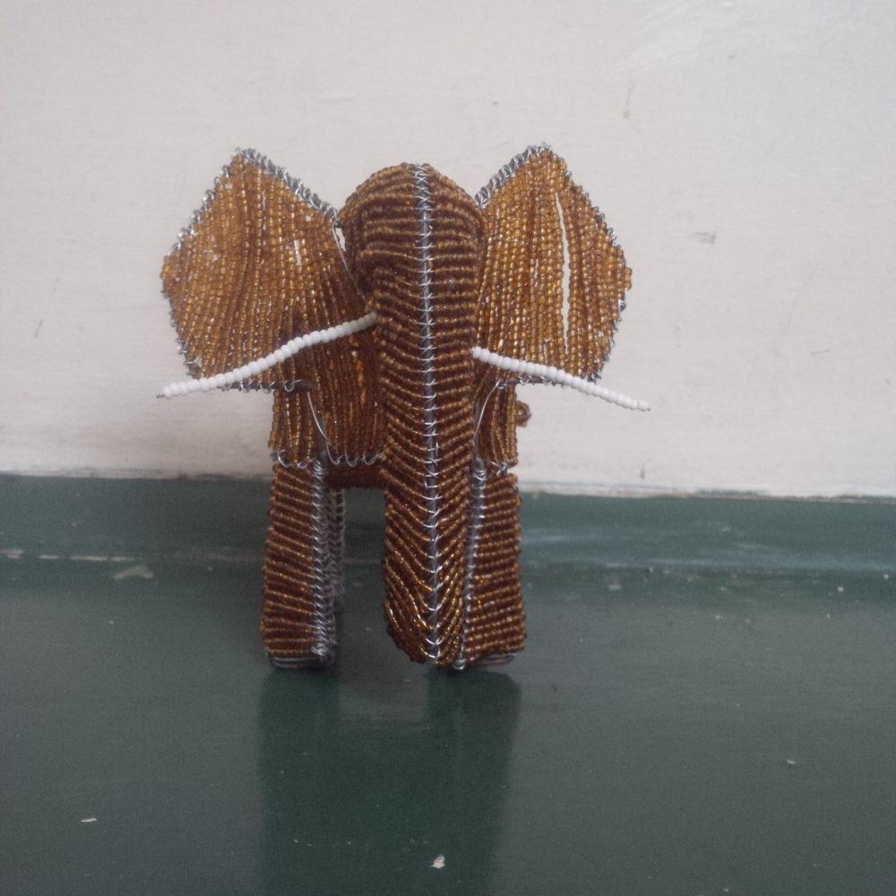 Elephant Beaded